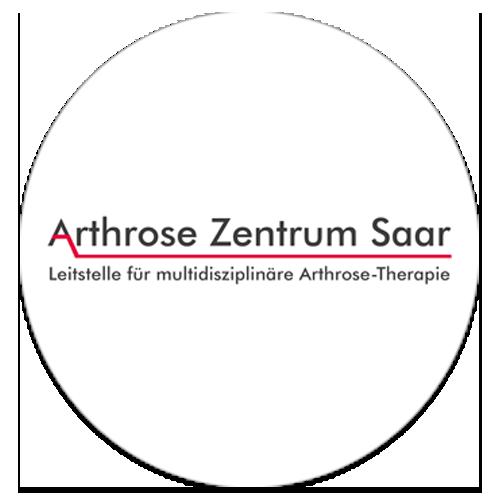 Logo Arthrose Zentrum Saar